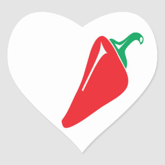 RED PEPPER STICKERS