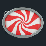 "Red Peppermint Candy Belt Buckle<br><div class=""desc"">Red Peppermint Candy Belt Buckle</div>"
