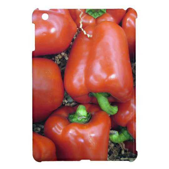 Red Peppers iPad Mini Case