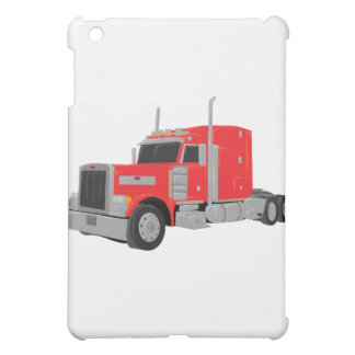 red peter built tractor case for the iPad mini