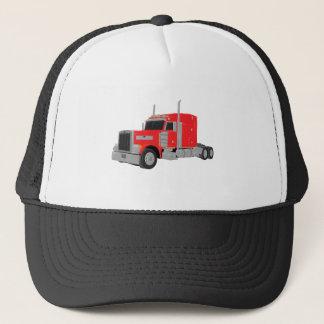 red peter built tractor trucker hat