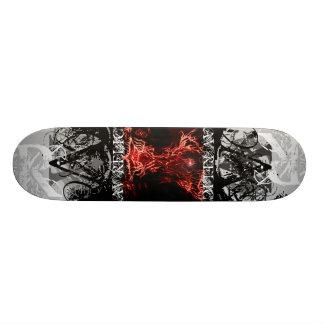 Red Phoenix Divinity Skateboard