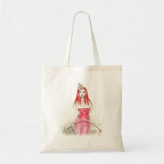 Red Phoenix Rising Bag