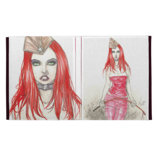 Red Phoenix Rising Caseable Case iPad Folio Covers