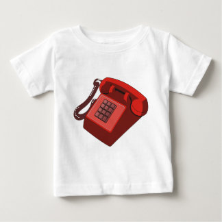 RED PHONE T-SHIRT