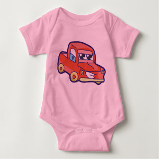 Red Pickup Truck Tshirts and Gifts