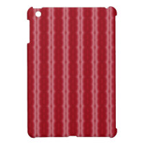 Red Pink Pattern Design Case For The iPad Mini