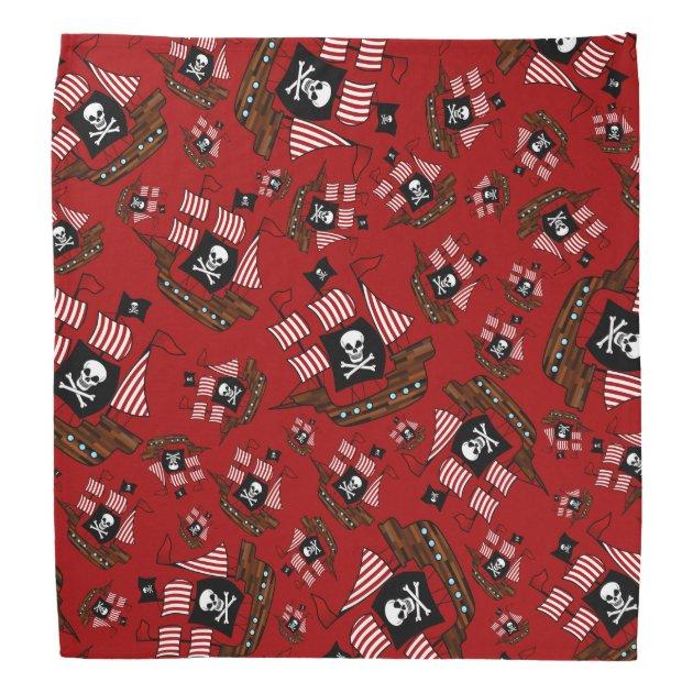 Pirate bandana template - photo#23