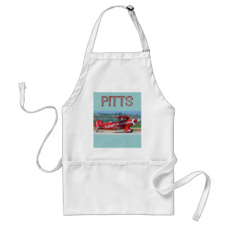 Red Pitts, PITTS Adult Apron