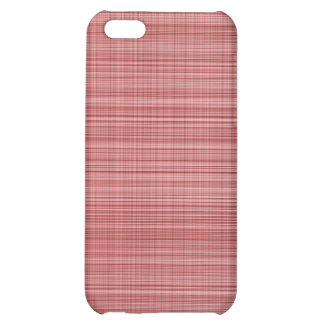 Red Plaid Case iPhone 5C Covers