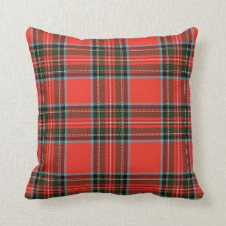 Red Tartan Plaid Throw Pillows : Plaid Pillows - Decorative & Throw Pillows Zazzle