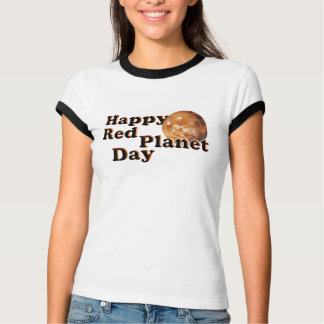 Red Planet Day T-Shirt