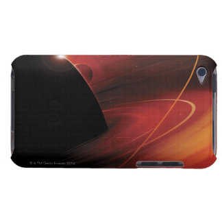 Red Planet Digital Design iPod Touch Case-Mate Case