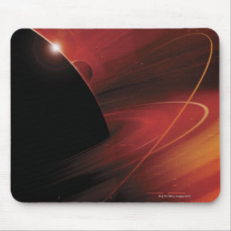 Red Planet Digital Design Mouse Pad