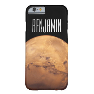 Red Planet Mars Barely There iPhone 6 Case