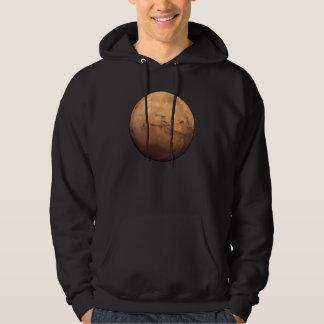Red Planet Mars Hoodie