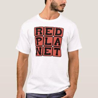 Red Planet, Mars T-Shirt