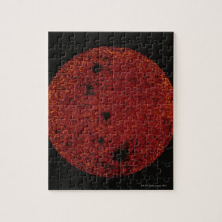Red Planet Puzzle