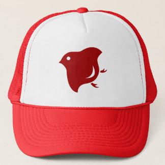 red plover trucker trucker hat