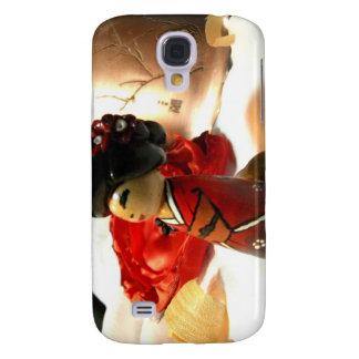 Red Plum I Samsung Galaxy S4 Cover