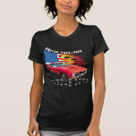 Red Plymouth Barracuda T-shirts