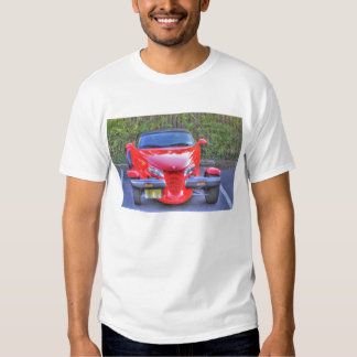 Red Plymouth Prowler Ready to Roll Shirts