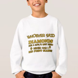 Red Point Siamese cat breed designs Sweatshirt