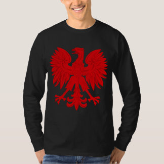 Red Polish Eagle Shirt
