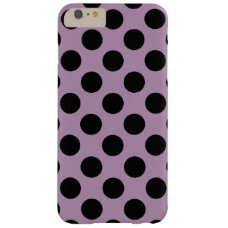 Red Polka dots Barely There iPhone 6 Plus Case