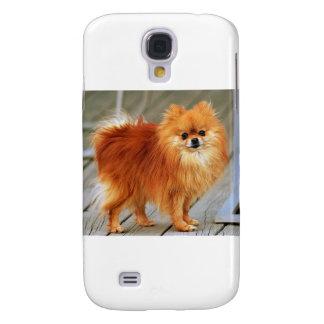 Red Pomeranian Samsung S4 Case