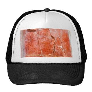 Red Pompeii Trucker Hat