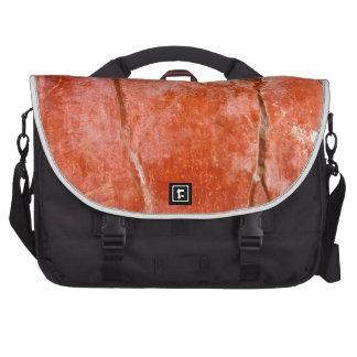 Red Pompeii Laptop Commuter Bag