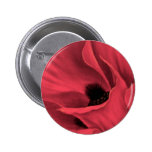Red Poppies Flower Art Painting - Multi Button