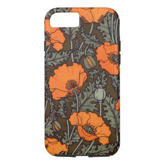Red Poppies iPhone 8/7 Case