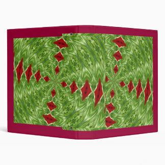 Red Poppies Kladescopic Binder