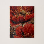 Red Poppies Puzzle