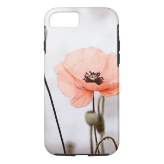 Red Poppy Flowers iPhone 8/7 Case