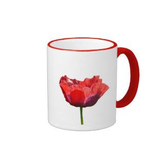 Red Poppy Mug