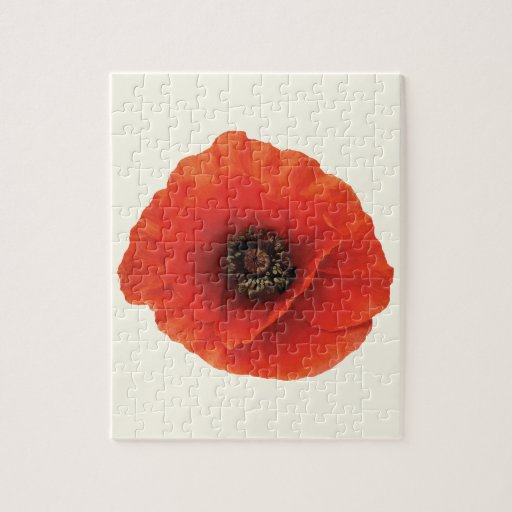 Red Poppy Puzzles