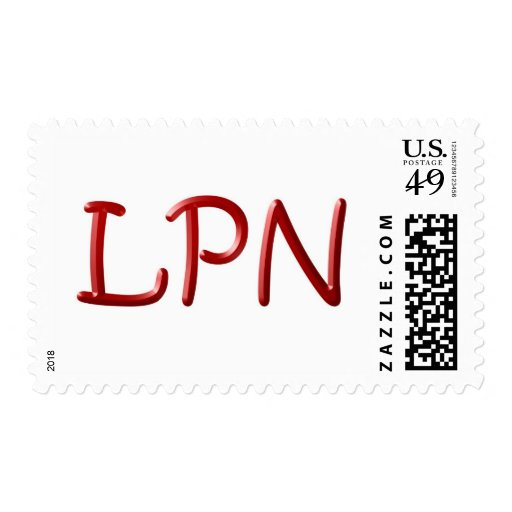 Red Postage
