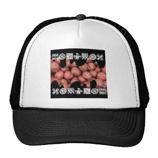 RED POTATOES PRODUCTS MESH HAT