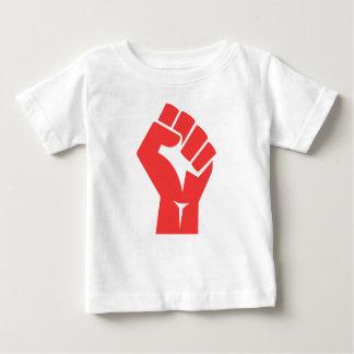Red Power Fist T-shirt