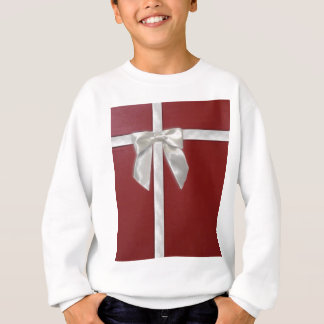 red present sweatshirt
