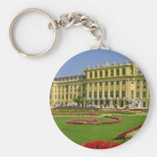 Red Pride of Vienna, Austria flowers Key Chains