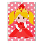 Red Princess 2 Card