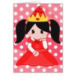 Red Princess Card