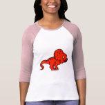 Red Protoceratops Shirt