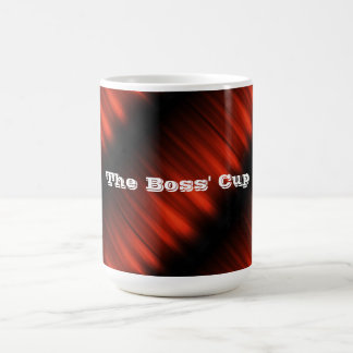 Red Pulse Coffee / Drink Cup