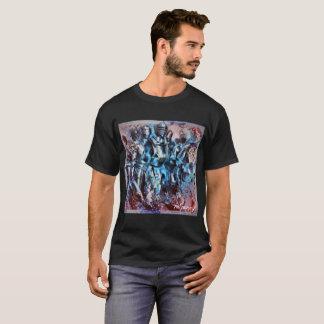 red puppy Armor Fantasy T-Shirt