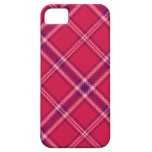 Red/Purple/Pink Tartan Plaid iPhone Case iPhone 5 Covers